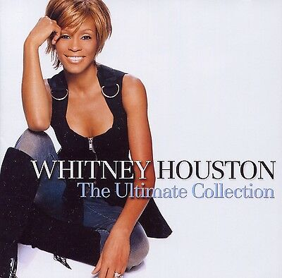 Whitney Houston (Ultimate Collection - Greatest Hits Cd Sealed + Free Post)