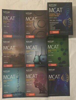 MCAT PRINCETON REVIEW Complete Subject Set Practice Tests