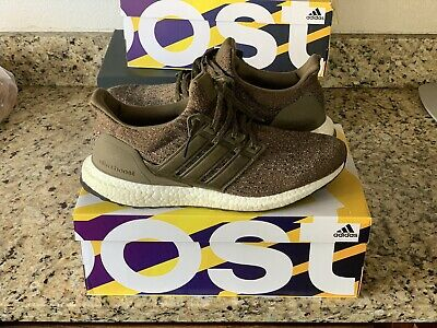 38693b458 Adidas Ultra Boost 3.0 Trace Olive S82018 10.0 Ultraboost Khaki Leather