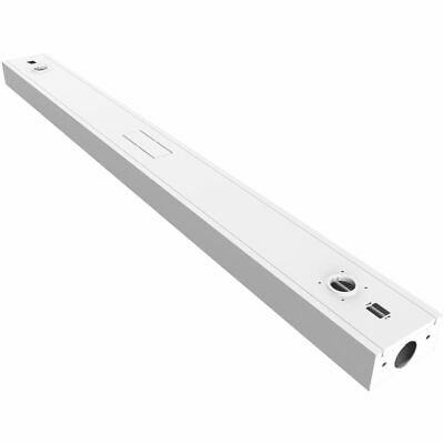 Stilford S2 Steel Cable Tray 1800mm White