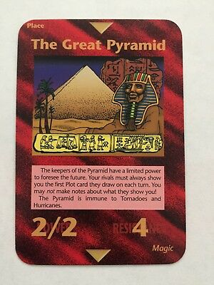Mint 6 California germ Ed lim INWO Illuminati Card Kalifornien
