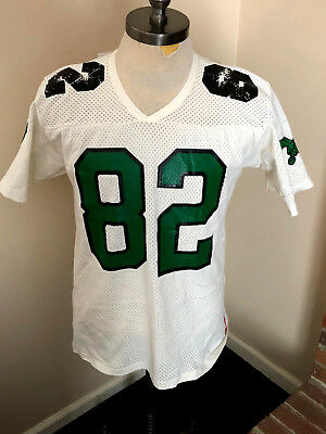 d1dcc80cc9a Vtg. 1980's Rawlings Sz. Large Philadelphia Eagles Mike Quick #82 NFL Jersey