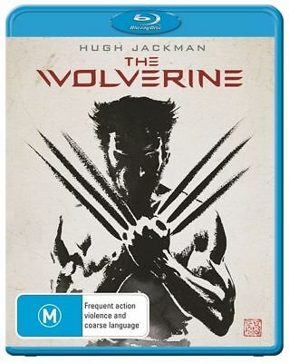 Wolverine The (Blu-ray, 2013) // NO COVER // Ex-Rental // Disc & Case ONLY