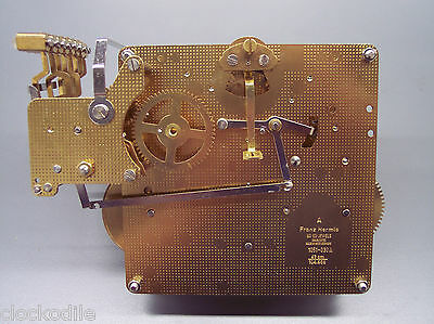 REBUILT HERMLE 1051-030 43cm CLOCK MOVEMENT Read Why Others Arent Really Rebuilt