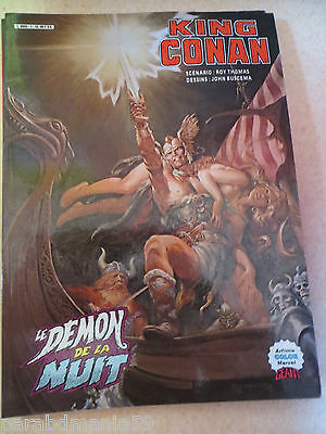 King conan -Le démon de la nuit-Artima color-Marvel géant