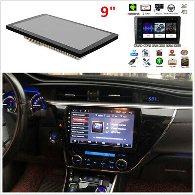 "2Din 9""HD Touch Quad-Core Android 8.1 Car Stereo Radio WiFi GPS Navigation 2+32G"