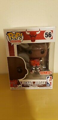 Funko Pop! Michael Jordan Target Exclusive #23 Bulls NBA IN HAND 1