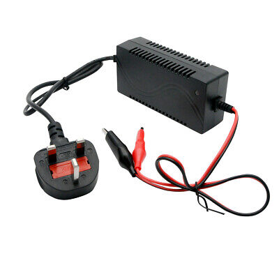 Toy Car Battery Charger Combo 12V 5-10ah Battery 12 Volt Mains Charger MASO