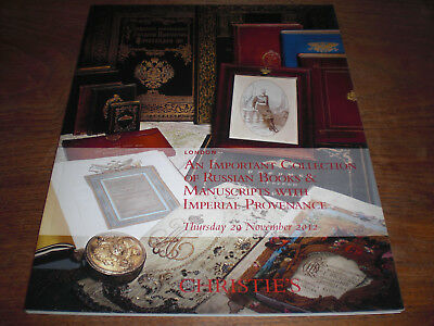 .  Important  Collection  With  Russian  Imperial  Provenance  .  Adel Russland