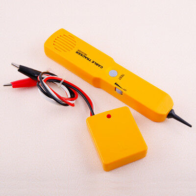 RJ11 Telephone Network Wire Cable Tone Probe Tracer Line Finder Tester Generator