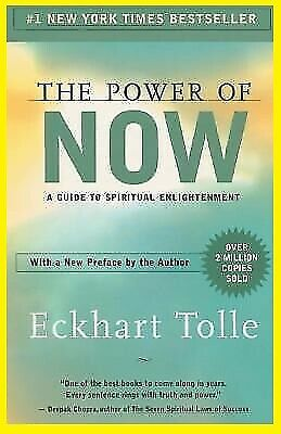 The Power of Now: A Guide to Spiritual Enlightenment (E-book) {PDF}