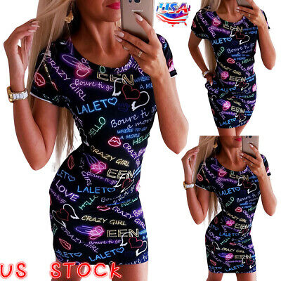 523aa2a472a HOT FASHION WOMEN'S Floral Long Dress Sexy Cocktail Party Beach ...