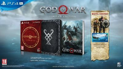 God of War (2018) – Edition Limited Ps4