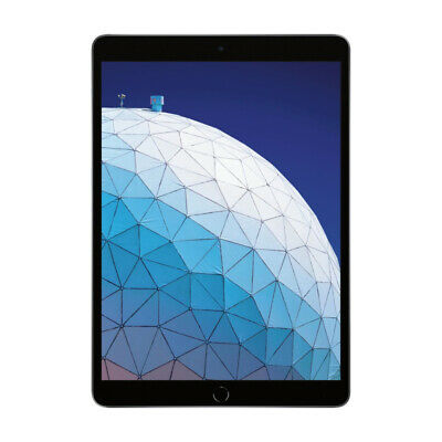 "Neuf Apple iPad Air 10.5"" 64GB Wi-Fi Version - Gris sidéral (2019 Version)"