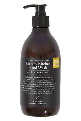 NEW The Aromatherapy Co Gifts Therapy Kitchen Hand Wash Size OneSize ManMintBas