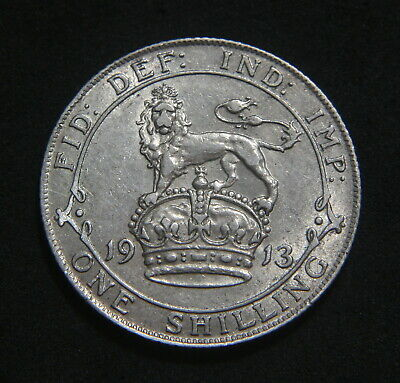 George V Shillings 1911-1919 Buyer's Choice of Date