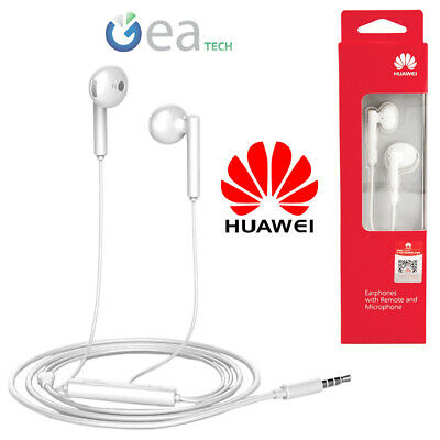 "Headset Original Huawei Am115 Stereo Headphones Jack 3.5 "" Microphone for P10"