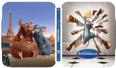 Disney Film Ratatouille Steelbook [Blu-ray + DVD] - NEUF SOUS BLISTER
