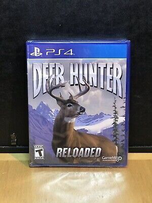 Deer Hunter: Reloaded PlayStation 4 **Brand New** Factory Sealed Free Shipping
