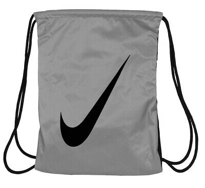 classic fit 382d4 25053 Nike Air Jordan Jumpman ISO Gymsack Drawstring Bag BackpacK Blk Grey  9A1940-023.
