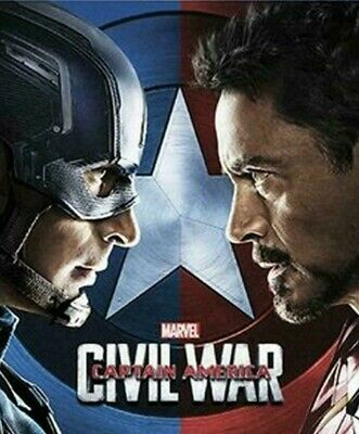 Marvel's Captain America:civil War - DVD Region 2