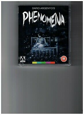 Phenomena (UK IMPORT) BLU-RAY NEW