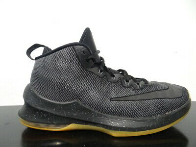 d78f598cd4 NIKE AIR MAX INFURIATE MID PRM AA4439-001 Men's Basketball Shoes Size 14