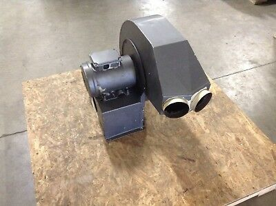 Reliance Dayton 4C119 P14H1402P Blower Duct 1.5 HP Motor 208-230/460-480 VAC
