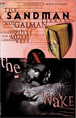 SANDMAN Library by Neil Gaiman The Wake Vol X (10) Hardcover Book New  NM/MT
