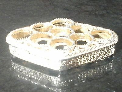 Vintage Vanity Lipstick Holder Gold-Tone by Florenza  Collectible