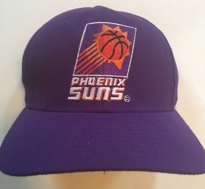 1573a9de989 Phoenix Suns Hat Cap Starter NBA Basketball Size 1 Flexible fit 6 5 8 -