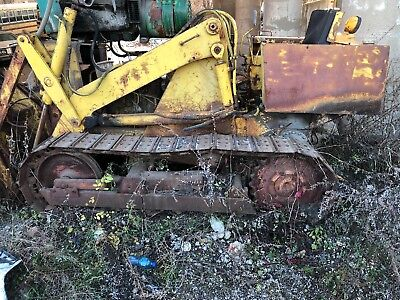 Case Track Loader Dozer Heavy Equipment Machine Parts Diesel Bucket Crawler