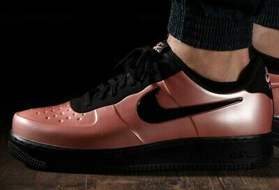 2baadacbeebc1 Nike Air Force 1 Foamposite Pro Cup Coral Stardust Size 8 New W box (