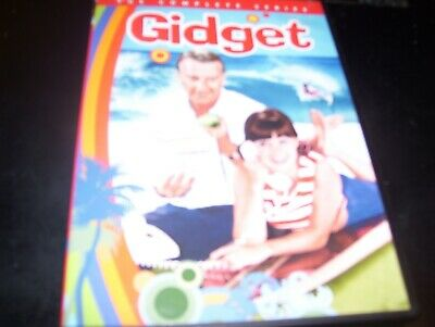 Gidget the complete series-Sally Fields-pre-owned, scuff spot on case, plays per