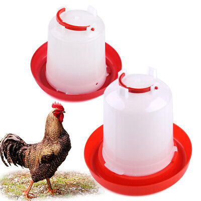 Bird Quail Poultry Drink Feeder Implement,1.5L//2.5L//4L Autone Kettle Shape Plastic Chicken Automatic Water Drinking