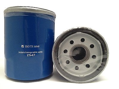 Oil Filter Suits Ryco Z547 NISSAN PATHFINDER WX SERIES II VG33E 6CYL 3.3L 99-05