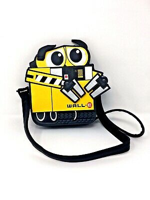 Disney Pixar WALL-E Crossbody Fashion Bag Purse 10th Anniversary - NWT