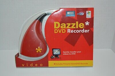 Dazzle DVD Recorder by Pinnacle