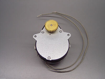 NEW MADE in USA 220V 50 Cycle JEFFERSON GOLDEN HOUR CLOCK MOTOR -movement parts