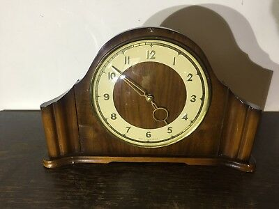 Vintage Smiths Mantle Clock - Wind Up(0005)