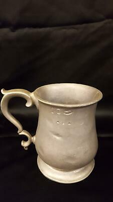 VINTAGE Pewter Mug RWP Wilton QUEEN ANNE Tankard CUP Armetale MADE IN USA
