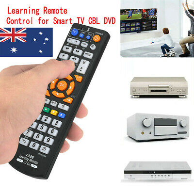 Universal TV Remote Control Wireless Smart Replacement Learning Function X7Y6