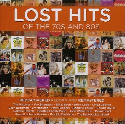 Lost Hits Of The 70S And 80S: Various Artists [Brand New] Cd