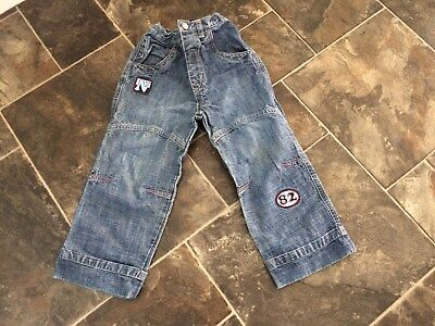 Next Blue Denim Jeans (Size Age 2-3 Years)