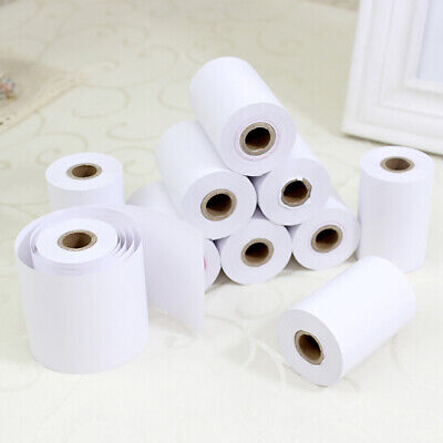 120 Bulk Rolls 57x38mm Eftpos Rolls Thermal Paper Cash Register Receipt White AU