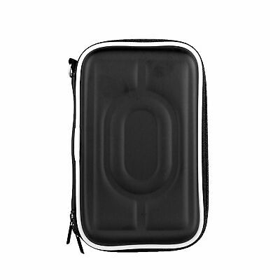 """2.5"""" HDD Carry Case Pouch Portable Hard Drive Cable Waterproof Travel Bag Zip"""