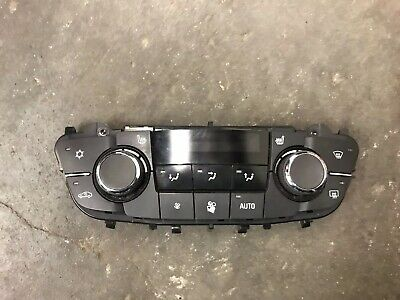 Insignia 2009 To 2013 Heater Climate Control with heated seats 13273102