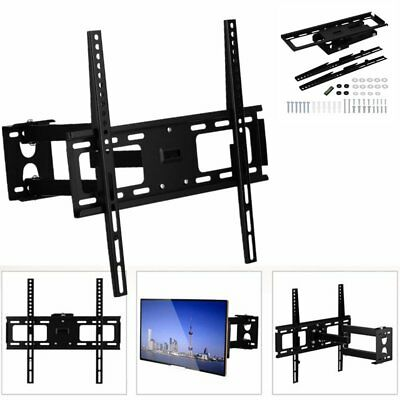 """Support TV mural orientable et inclinable 32"""" - 60"""" 40 42 46 50 52 55 60 385mm t"""