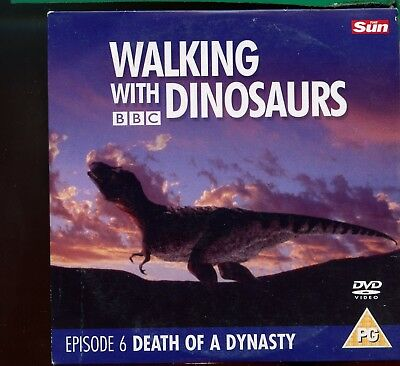 Walking With Dinosaurs - Episode 6 - Death Of A Dynasty / Promo DVD
