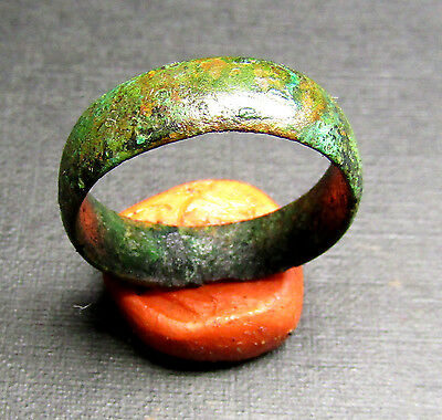 Ancient Bronze Ring.(Q2.1).